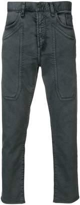 Jeckerson panelled jeans