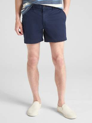 "Gap 5"" Washwell Vintage Wash Shorts with GapFlex"