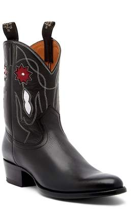 Frye Rancher Flower Mid Boot