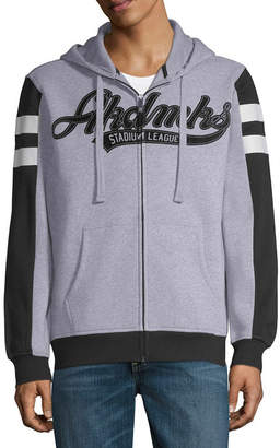 Akademiks Mens Hooded Neck Long Sleeve Hoodie