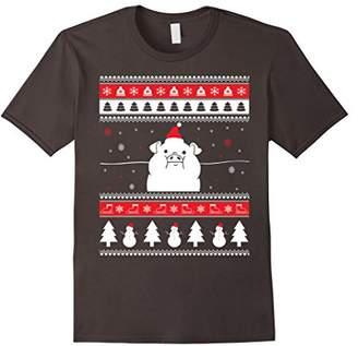 Mini Pig Pet Lover Ugly Christmas T-shirt