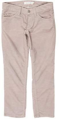 Etoile Isabel Marant Low-Rise Straight-Leg Jeans