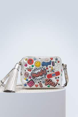 Anya Hindmarch Stickers shoulder bag