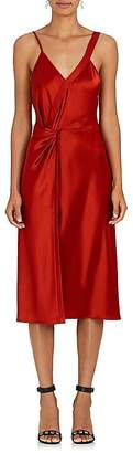 T by Alexander Wang Women's Satin Tank Dress