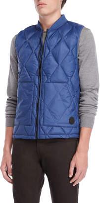 Dstrezzed Cobalt Zip Vest