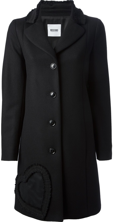 Moschino Cheap & Chic wool coat