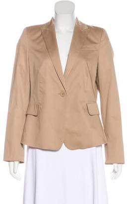 Akris Punto Long Sleeve Jacket