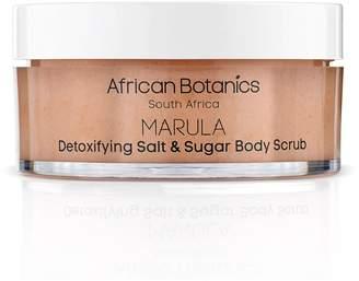 African Botanics Detoxify Salt & Sugar Scrub