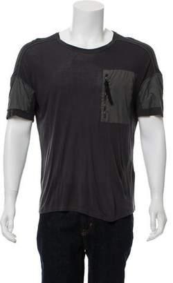 Bottega Veneta Zip-Pocket T-Shirt