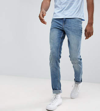 Cheap Monday TALL Tight Skinny Jeans Renew Blue