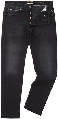 Replay Men's Ronas Selvedge Stretch Slim Fit Jeans