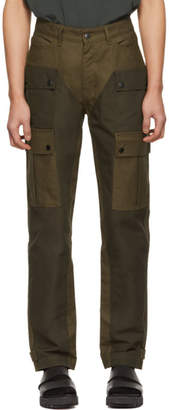 Phipps Brown Organic Waterproof Cargo Pants
