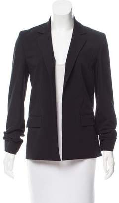 Reed Krakoff Structured Open Front Blazer