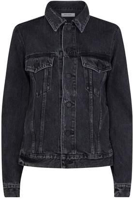 Moussy Vintage Blair Distressed Denim Jacket