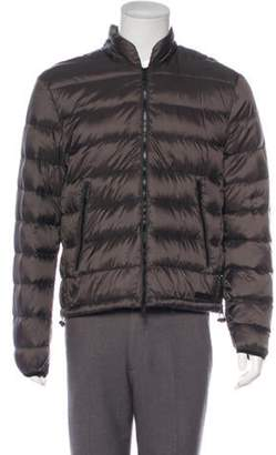 Burberry Quilted Down Jacket Quilted Down Jacket