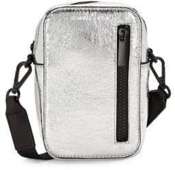 KENDALL + KYLIE Metallic Shoulder Bag