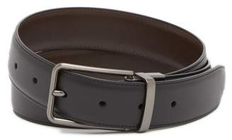 Original Penguin Greek Goddess Reversible Leather Belt