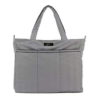 Ju-Ju-Be Legacy Collection - Super Be - Zippered Tote Diaper Bag, Imperial Princess