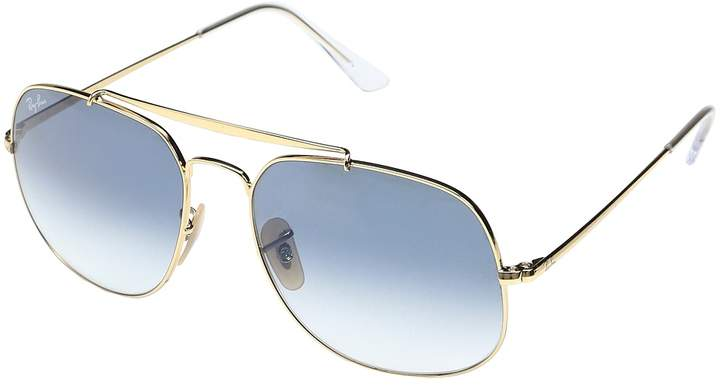 Ray-Ban - 0RB3561 The General 57mm Fashion Sunglasses