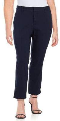 Lord & Taylor Plus Kelly Ankle Pants