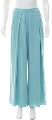Elizabeth and James High Rise Wide Leg Pant