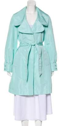 Ellen Tracy Knee-Length Trench Coat