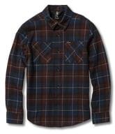 Volcom Lumberg Plaid Flannel Shirt