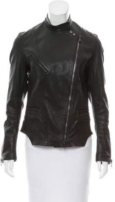 3.1 Phillip Lim Leather Biker Jacket