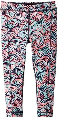 Lilly Pulitzer UPF50+ Mini Weekender Leggings Girl's Casual Pants