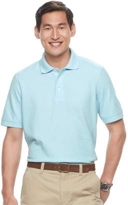 Croft & Barrow Men's Classic-Fit Easy-Care Pique Performance Polo