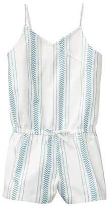 Crazy 8 Stripe Romper