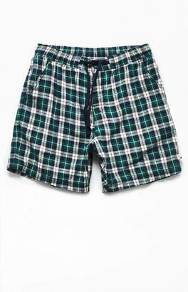 Tcss TCSS Catto Plaid Shorts