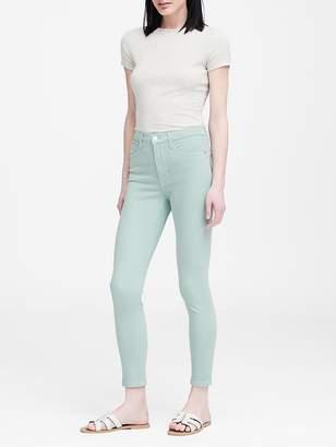 Banana Republic High-Rise Skinny Jean