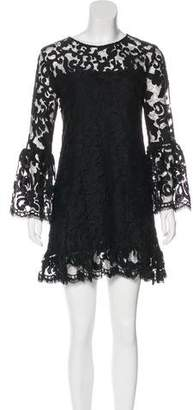 Alexis Lace Mini Dress