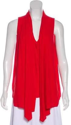 f1242bde1c6cb Diane von Furstenberg Red Sleeveless Tops For Women - ShopStyle Canada