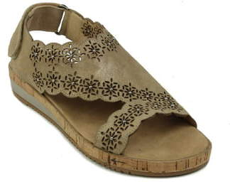 Sesto Meucci Saree Wedge Sandal