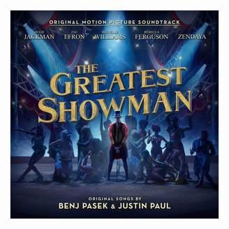 Vinyl Records Greatest Showman - Original Motion Picture Soundtrack Vinyl Record