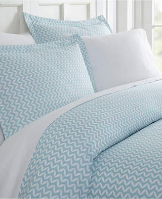 IENJOY HOME Tranquil Sleep Patterned Duvet Cover Set by The Home Collection, Twin/Twin Xl Bedding