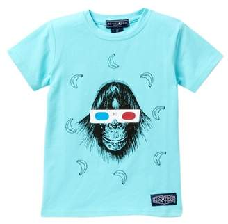 Toobydoo Bananas Graphic Tee (Toddler, Little Boys, & Big Boys)