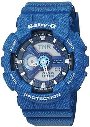 Casio Baby-G Women's Watch BA-110DC-2A2ER
