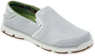 L.L. Bean L.L.Bean Portlander Free-Flex Boat Shoes, Mesh Slip-On