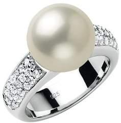 Giorgio Martello Milano 3050495 925 Sterling Silver Ring white