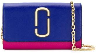 Marc Jacobs double J crossbody bag