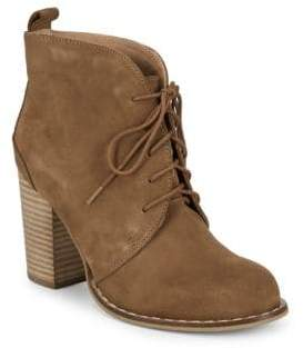 Seychelles Suede Ankle Boots