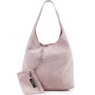 8e70fbe29928 Pink Genuine Leather Shoulder Bags for Women - ShopStyle Canada