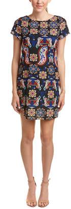 Yumi Kim Printed Shift Dress