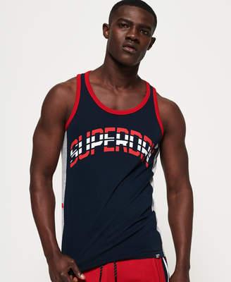 Superdry Retro Stripe Vest Top