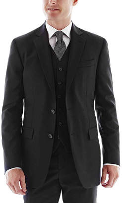 STAFFORD Stafford Executive Super 100 Wool Suit Jacket - Classic