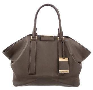 Michael Kors Leather Satchel Bag