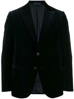 Caruso velvet blazer